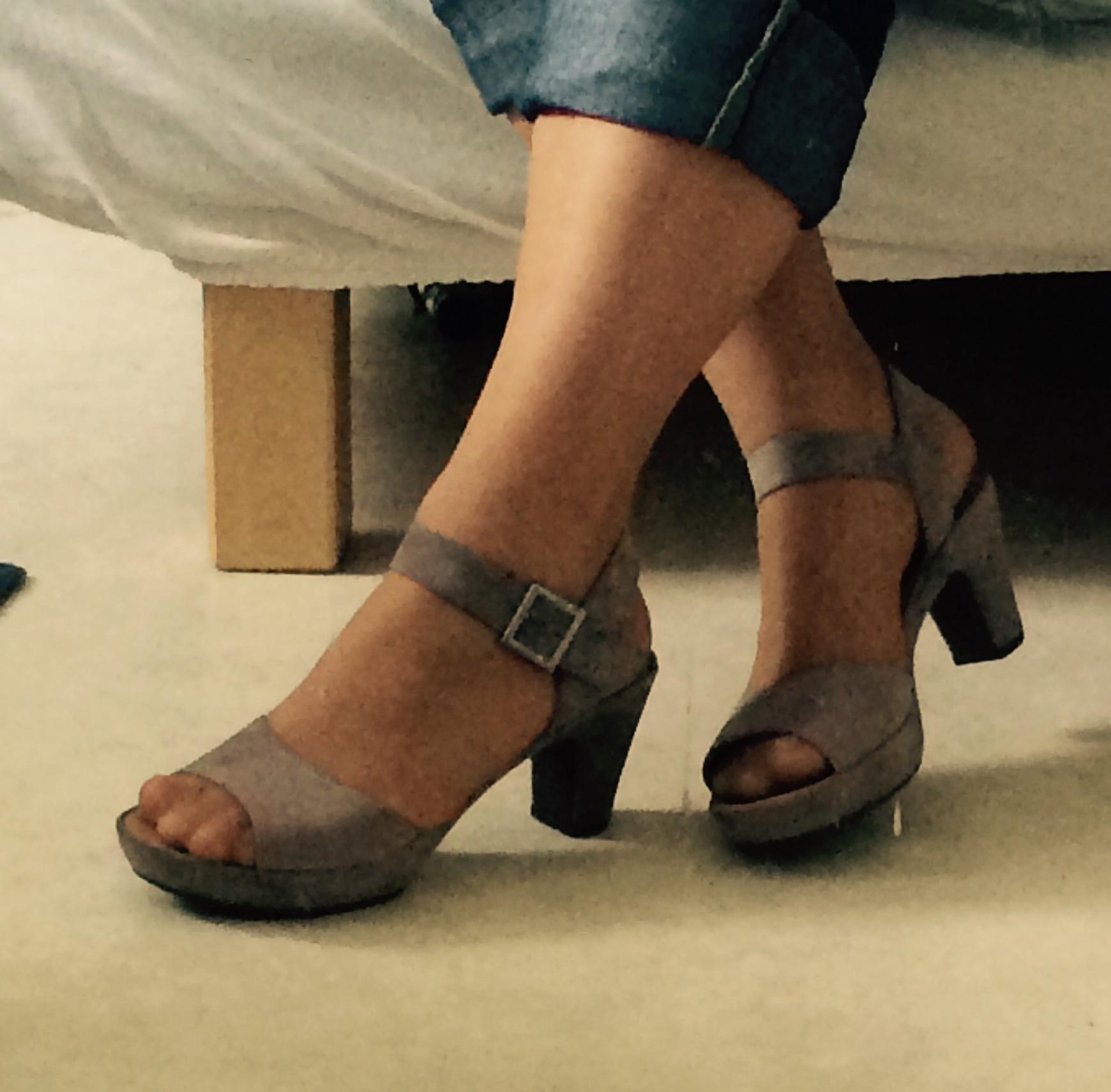 snygga bekväma skor